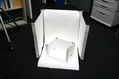 Build a Photo Tent