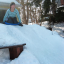 Build a Snow Sledding Hill In Your Back Yard