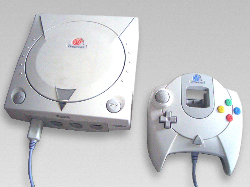 Burn Dreamcast Games to CD