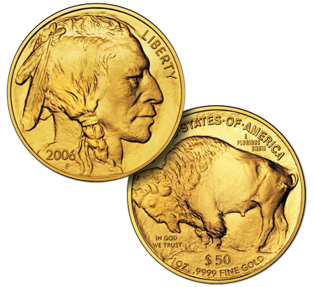 United States Gold Currency