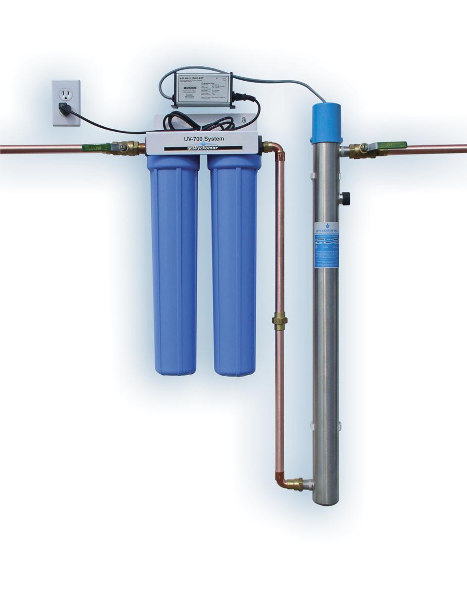 Water Purifying Kit