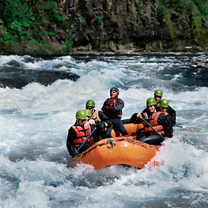 Whitewater Rafting Gear