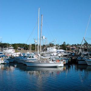 Coastal Fishing Boat