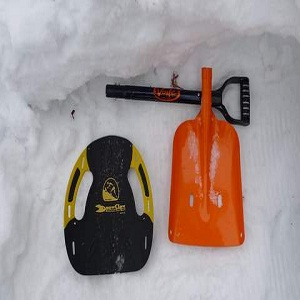 Snow Shovel for Backpacking