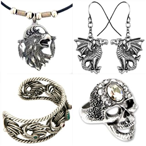 Care for Pewter Jewelry
