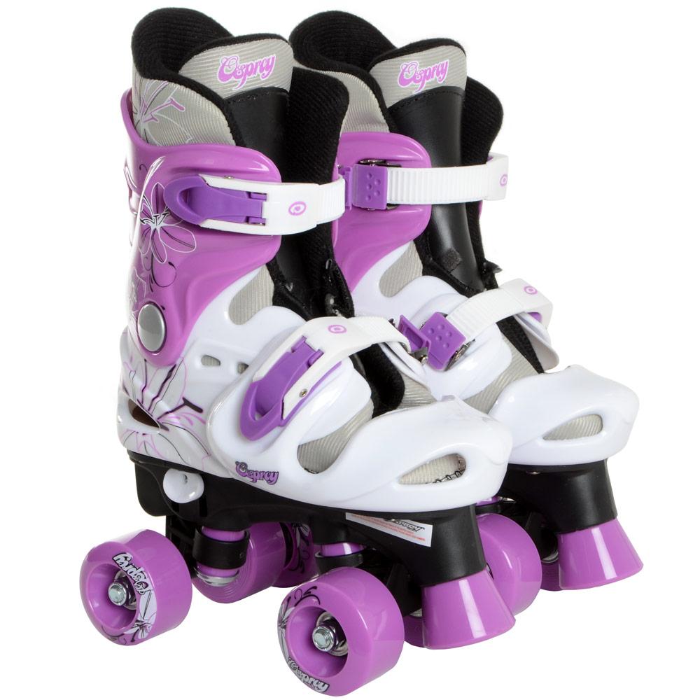 Skate Wheels on Quad Skates