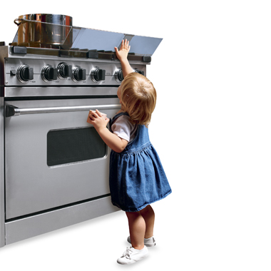 How to Child Safe a Kitchen