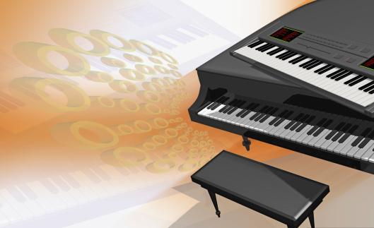 Choose Between Digital Or Acoustic Piano