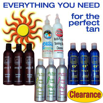 Choose a Tanning Bed Lotion