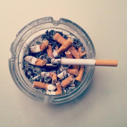 Clean Cigarette Smoke Off Walls & Ceilings