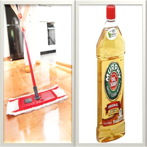 Clean Finished Wood Floor With Murphy Oil