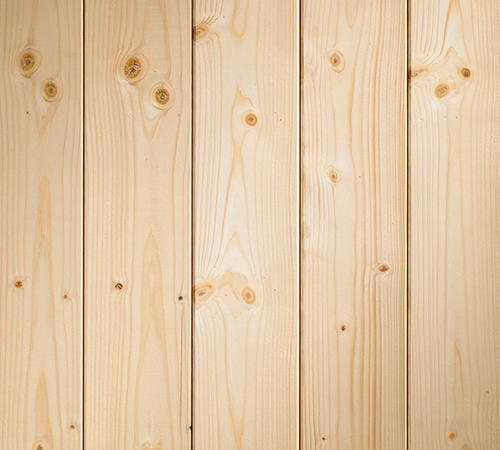Clean Knotty Pine Tongue Groove Walls