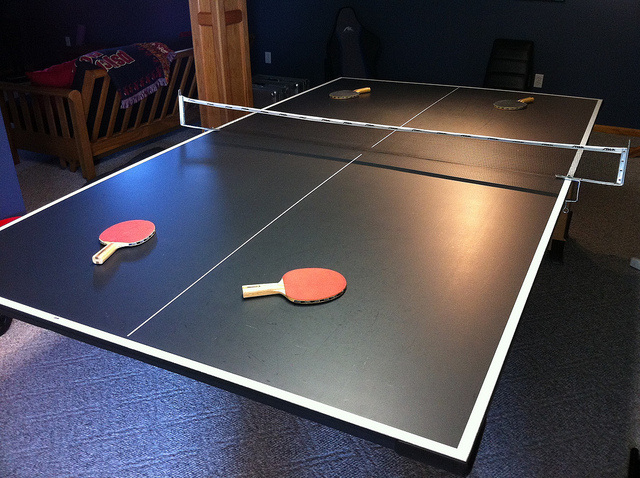 How To Clean A Ping Pong Tables
