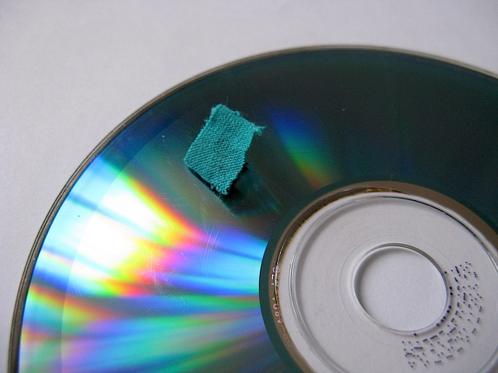 Cleaning disc