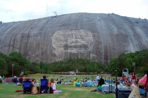 Tips about How to Climb Stone Mountain in Georgia