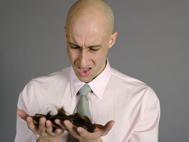 Combat Hair Loss from Medication