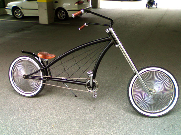 How to Commission a Custom Built Bicycle Custom Built Bicycle