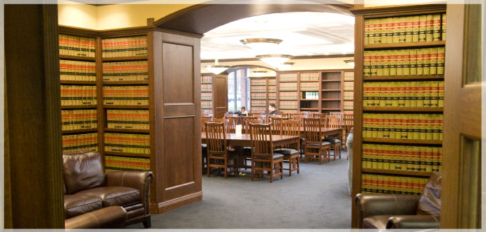 How to Conduct Research in a Law Library