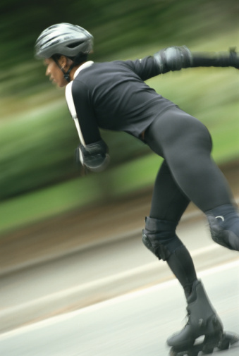 Control Speed on Rollerblades
