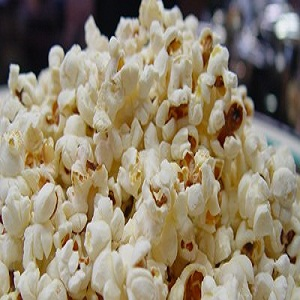 Cook Popcorn in Olive Oil
