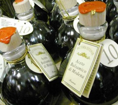 Cooking With Balsamic Vinegars