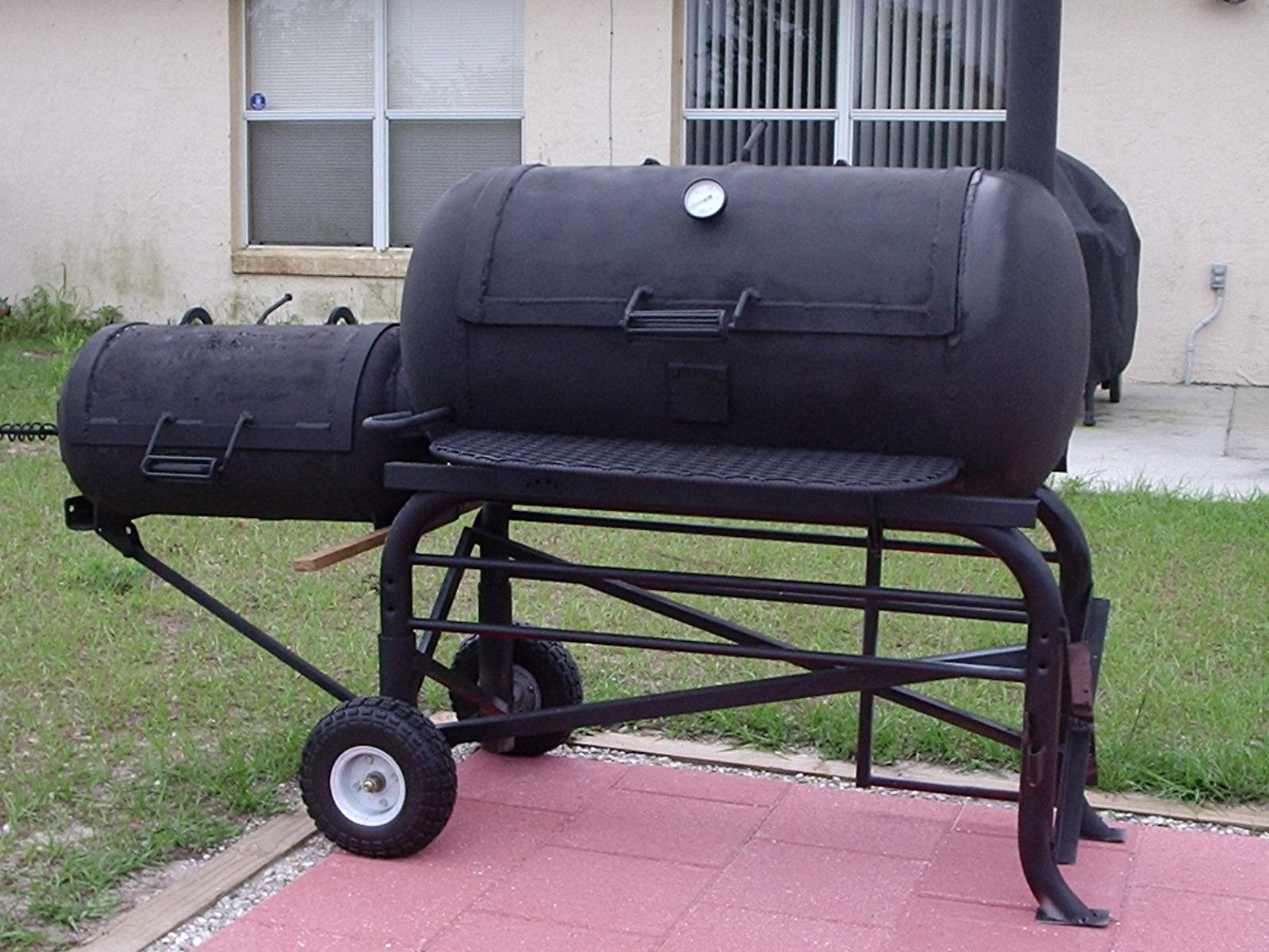 Large Smoker Grills