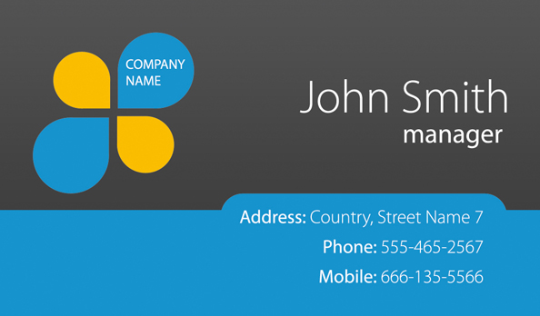 Create Professional Business Cards on Photoshop