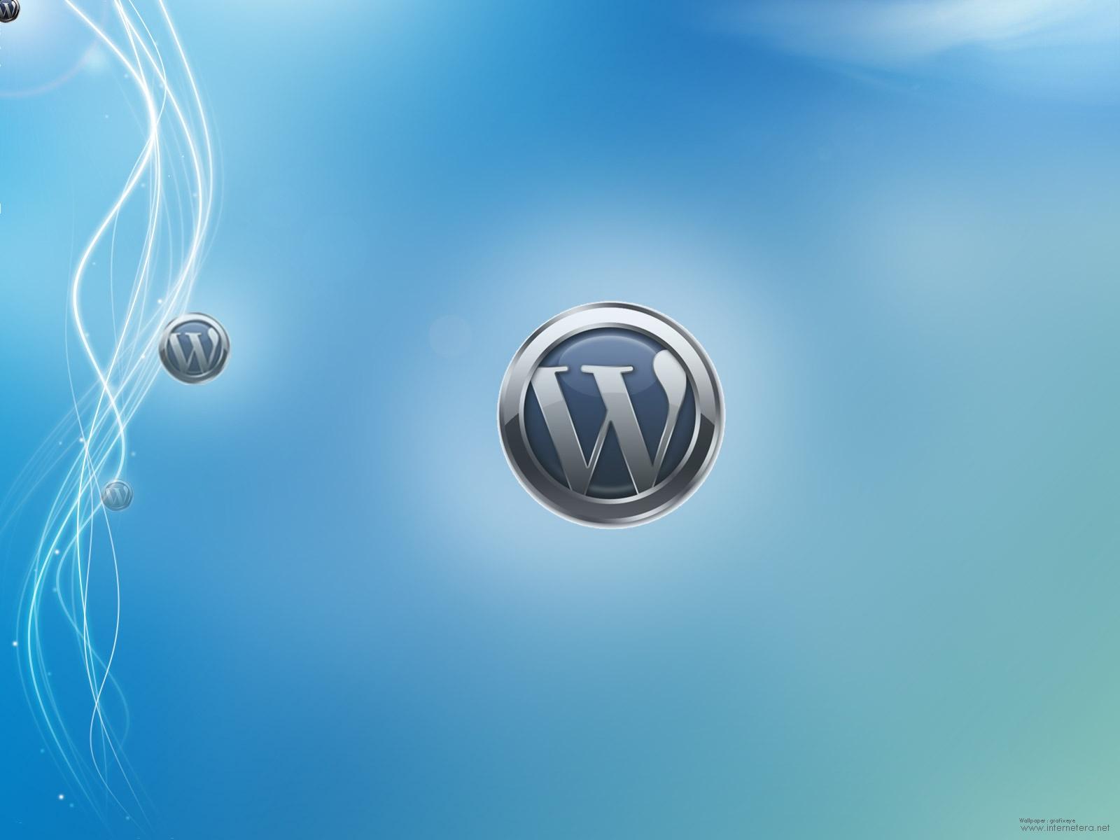 Create Wordpress Wallpaper