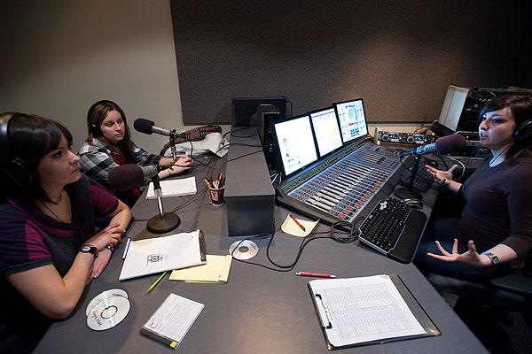 Student Radio Station Using Shoutcast