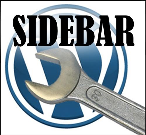 Customize Wordpress Sidebars