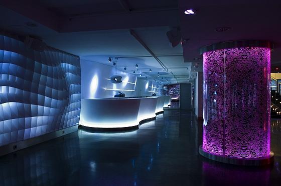 Designing a Nightclub