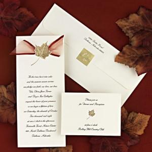 Invites for a Destination Wedding