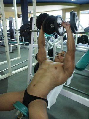 How to Do an Incline Dumbbell PressIncline Dumbbell Press