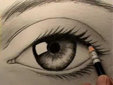 Draw People Eyes