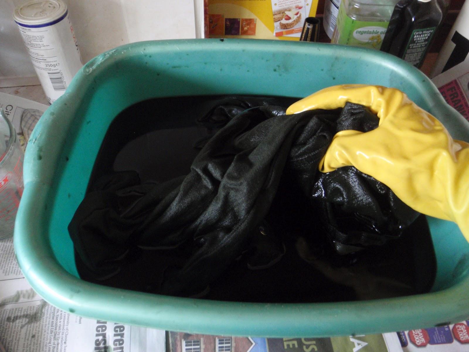 Dye Black Jeans Darker