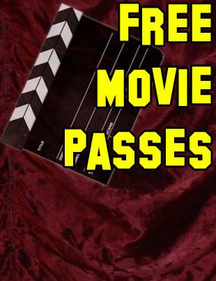 Earn Free Movie Passes