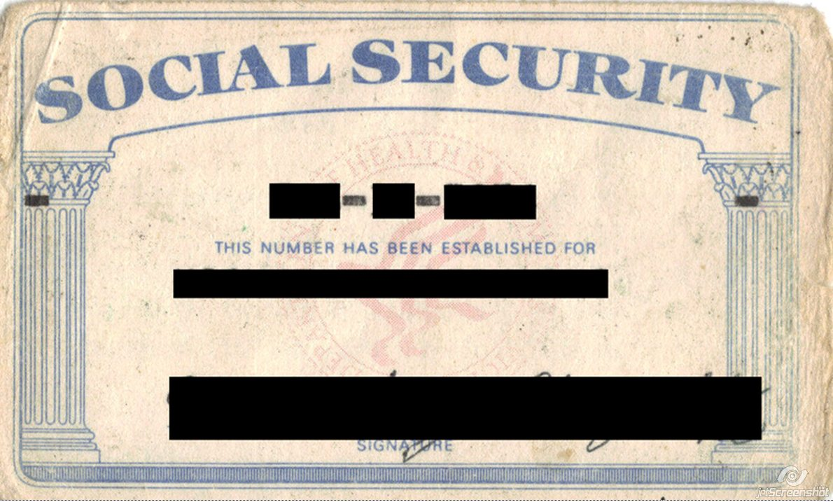 Download the Social Security SS-5 Form