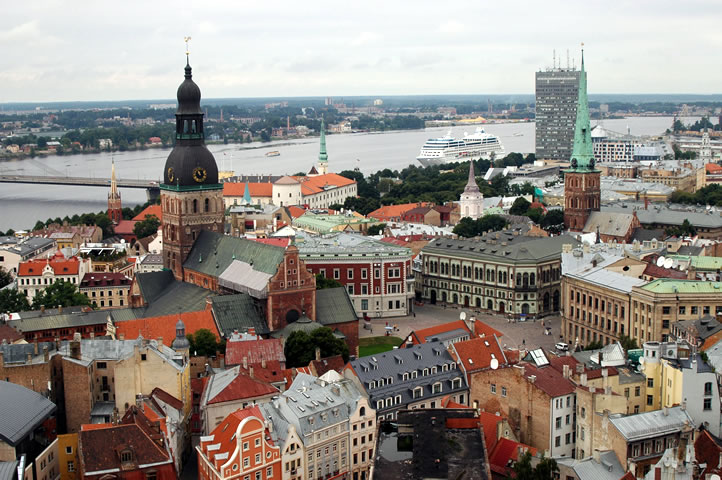 Enjoy a Visit to Riga, Latvia
