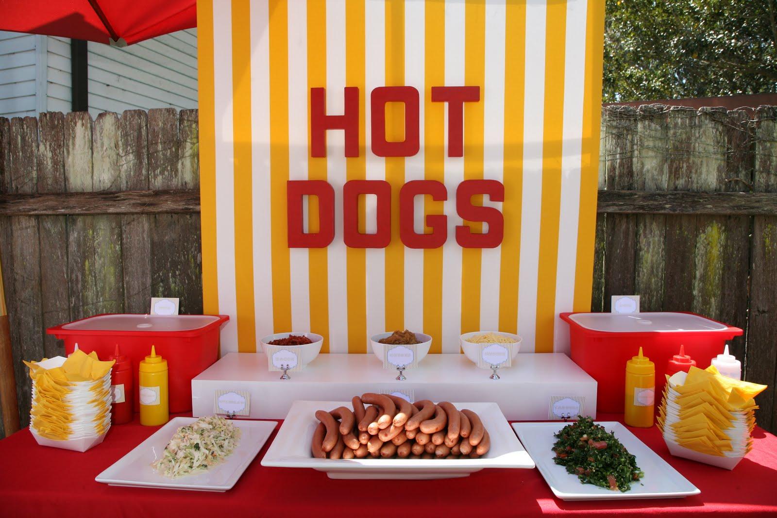 Hot dog stand, great way to make money