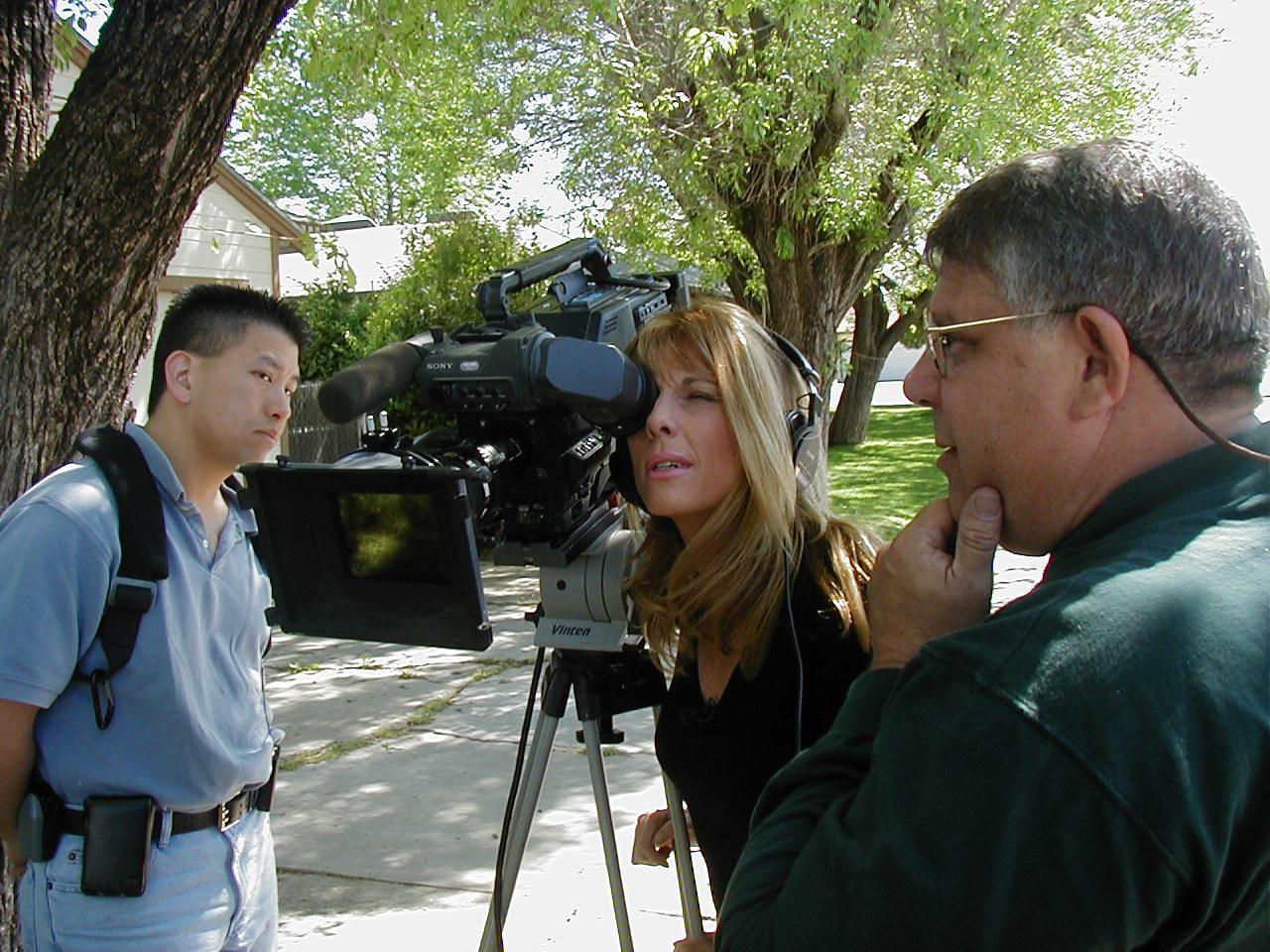 Shooting news package