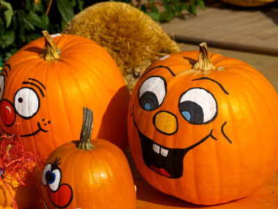 How to find pumpkin painting patterns Easy pumpkin painting patterns