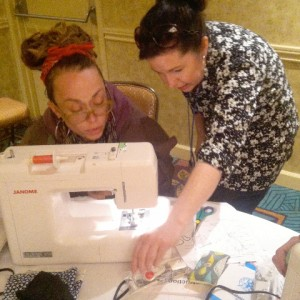 Experienced Embroiderer