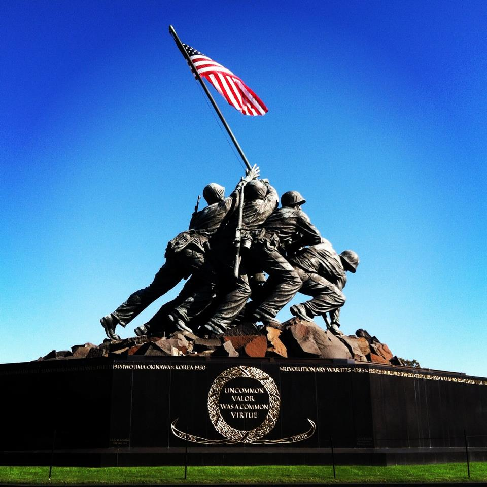 Tips about How to Find the Iwo Jima Memorial in Arlington, Virginia