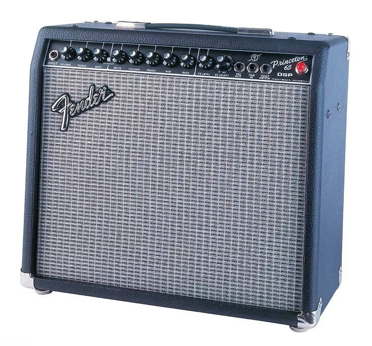 Fender Solid State Amp