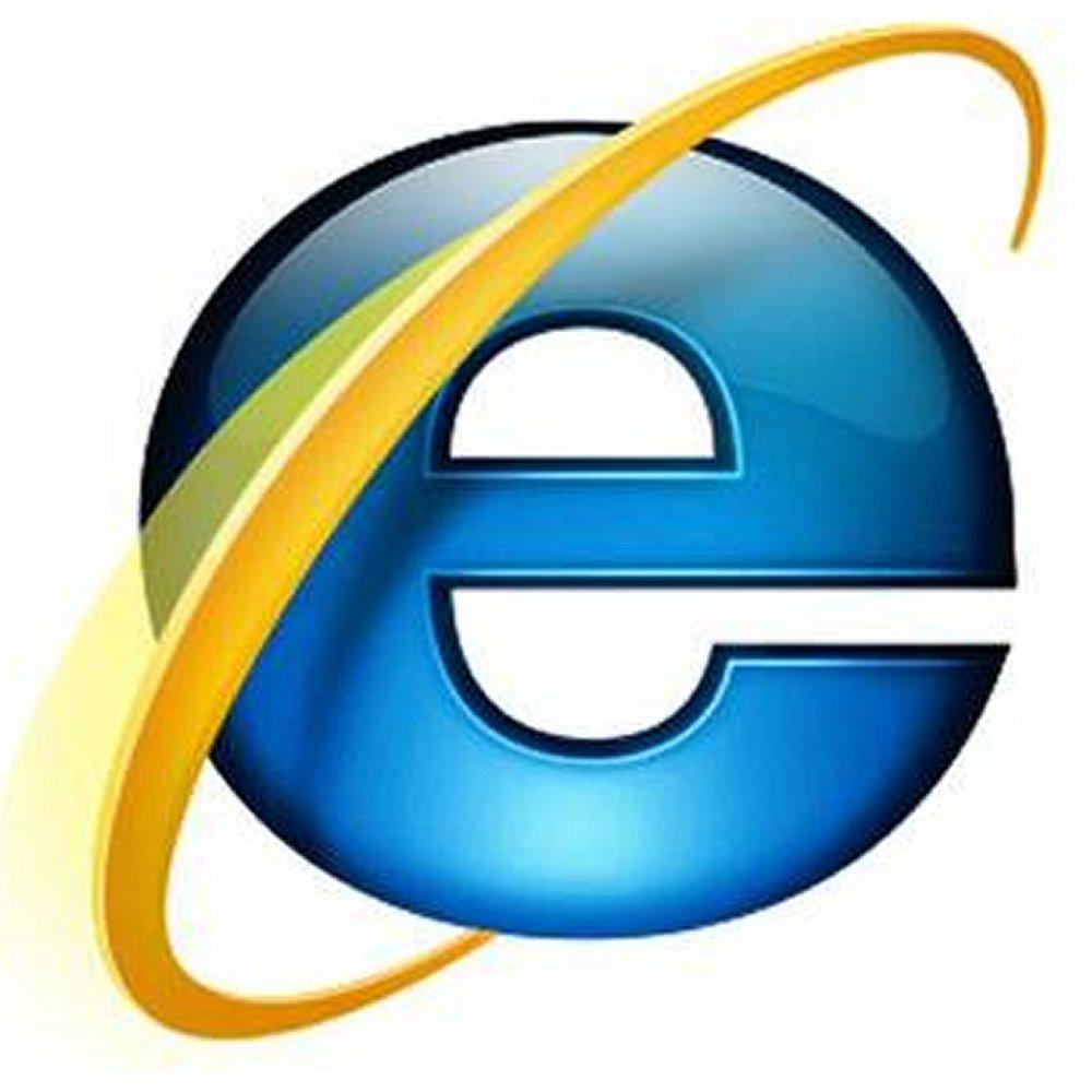 Internet Explorer, a traditional browser