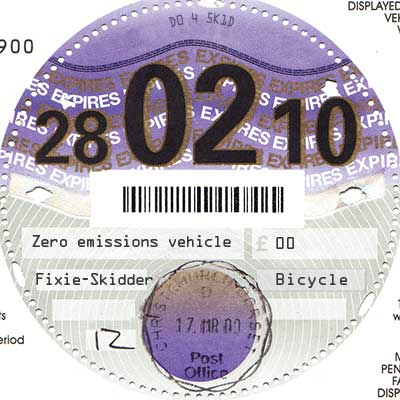 Get a Car Tax Disc Refund