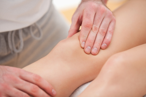 Give a Knee Massage for Knee Pain