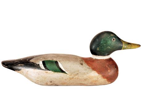 duck decoy