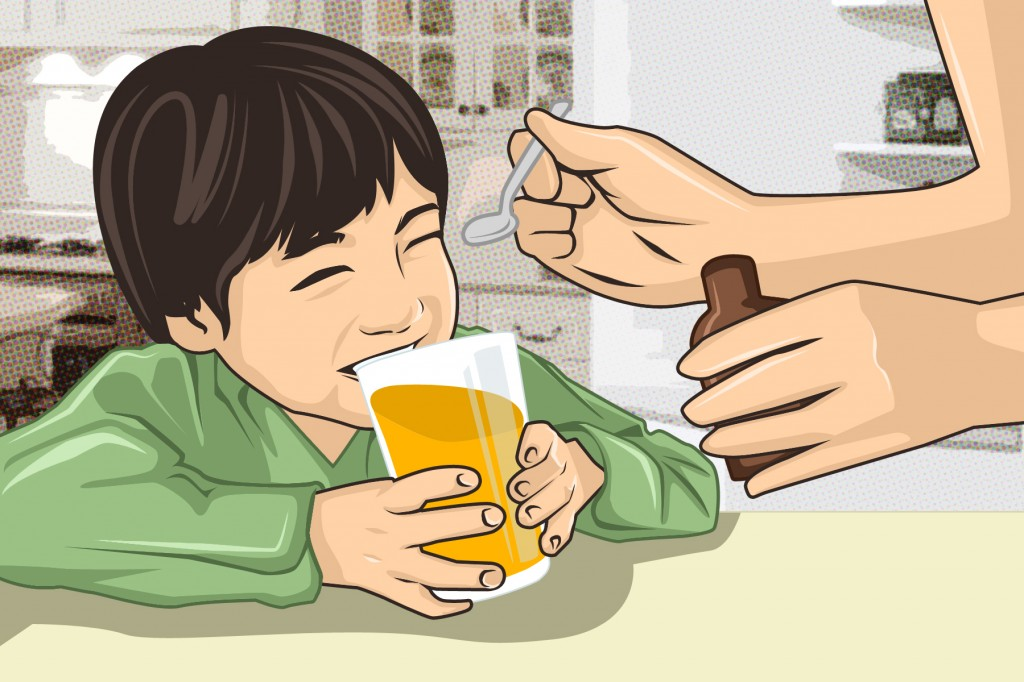 Tips To Help Children Take Medicine
