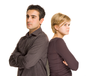 Hide Marital Conflict from Children